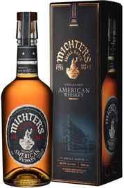 Виски «Michter s US 1 American Whiskey» в подарочной упаковке