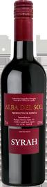 Вино красное сухое «Alba Del Sol Syrah»