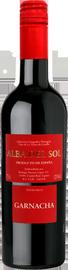 Вино красное сухое «Alba del sol Garnacha»
