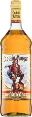 Ром «Captain Morgan Spiced  Gold, 1 л»