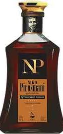 Коньяк грузинский «Niko Pirosmani 5 Stars»