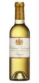 Вино белое сладкое «Chateau Suduiraut Premier Cru Classe Sauternes» 2010 г.