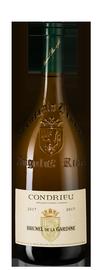 Вино белое сухое «Condrieu Chateau de la Gardine» 2018 г.