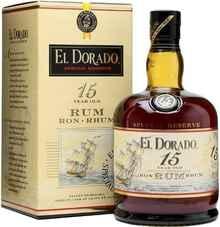 Ром «El Dorado 15 Years Old» в подарочной упаковке
