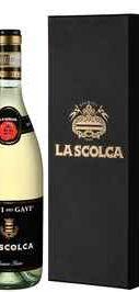 Вино белое сухое «Gavi dei Gavi Etichetta Nera La Scolca» 2019 г.