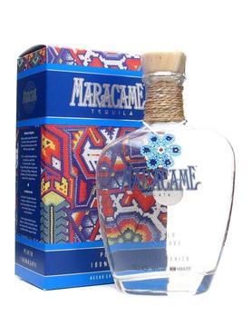 Текила «Maracame Plata» в подарочной упаковке
