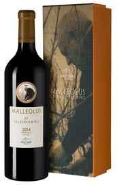 Вино красное сухое «Malleolus de Valderramiro Emilio Moro» 2015 г., в подарочной упаковке