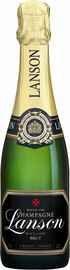 Шампанское белое брют «Lanson Black Label Brut» 2016 г.