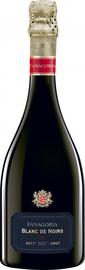 Вино игристое белое брют «Blanc de Noirs. Белое из черного»