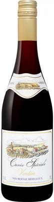 Вино красное полусладкое «Cuvee Speciale Verdier Vin Rouge Moelleux»