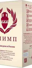 Вино красное полусладкое «Олимп Афродита» баг-ин-бокс