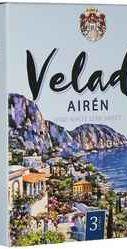 Вино белое полусладкое «Velada Airen Olimp (Tetra Pak)»