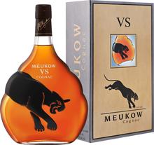 Коньяк французский «Meukow VS» в подарочной упаковке