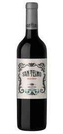 Вино красное сухое «San Telmo Malbec Bodega San Telmo» 2020 г.