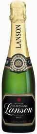 Шампанское белое брют «Lanson Black Label Brut» 2017 г.