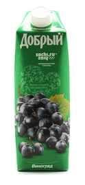Сок «Добрый Виноградный»