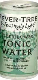 Напиток безалкогольный «Elderflower Tonic» в жестяной банке