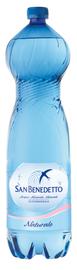 Вода негазированная «San Benedetto, 1.5 л» пластик