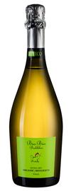 Вино игристое белое брют «Cielo e Terra Bio Bio Bubbles» 2019 г.