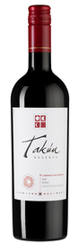 Вино красное сухое «Takun Cabernet Sauvignon Reserva» 2016 г.