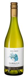 Вино белое сухое «Santa Carolina Reserva Chardonnay Valle de Rapel» 2019 г.