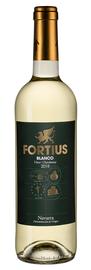 Вино белое сухое «Fortius Blanco Navarra» 2019 г.