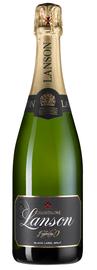 Шампанское белое брют «Lanson Black Label Brut» 2015 г.