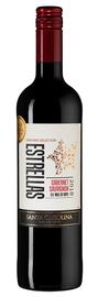 Вино красное сухое «Santa Carolina Estrellas Cabernet Sauvignon» 2018 г.