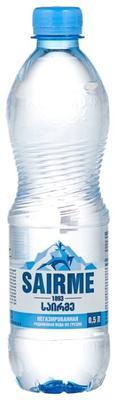 Вода «Sairme» негазированная