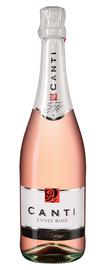 Вино игристое розовое сладкое «Canti Cuvee Rose» 2019 г.