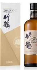 Виски японский «Nikka Taketsuru Pure Malt» в подарочной упаковке