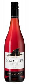 Вино красное сухое «Misty Cliff Pinot Noir» 2018 г.