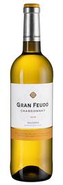 Вино белое сухое «Gran Feudo Chardonnay» 2018 г.