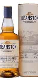 Виски шотландский «Deanston Aged 12 Years» в тубе