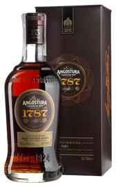 Ром «Angostura 1787 Aged 15 Years» в подарочной упаковке