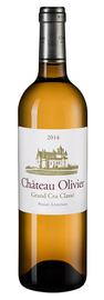 Вино белое сухое «Chateau Olivier Blanc» 2015 г.