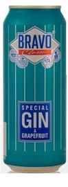 Коктейль «Bravo Classic Special Gin Grapefruit»