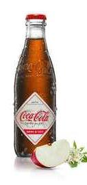 Газированный напиток «Coca Cola Specialty со вкусом Яблоки и Бузина»