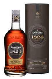 Ром «Angostura 1824 Aged 12 Years» в тубе