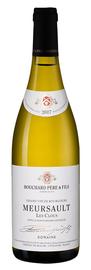Вино белое сухое «Bouchard Pere et Fils Meursault Les Clous» 2017 г.