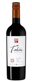 Вино красное сухое «Takun Carmenere Reserva» 2018 г.
