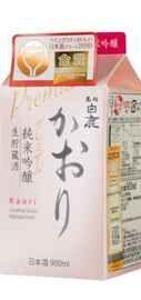 Саке «Kaori Junmai Ginjo»