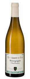 Вино белое сухое «Domaine Amiot Guy et Fils Chassagne-Montrachet Premier Cru Les Vergers» 2017 г.