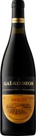 Вино красное сухое «Gai-Kodzor Merlot» 2019 г.