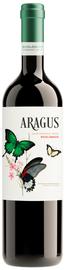 Вино красное сухое «Aragus Ecologico» 2018 г.