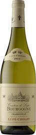 Вино белое сухое «Bourgogne Chardonnay Comtesse De Lupe» 2018 г.