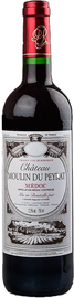 Вино красное сухое «Chateau Moulin du Peyrat» 2014 г.