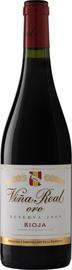 Вино красное сухое «Vina Real Reserva» 2015 г.