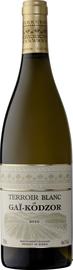 Вино белое сухое «Terroir Blanc de Gai-Kodzor» 2018 г.