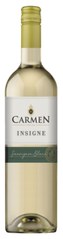 Вино белое сухое «Carmen Insigne Sauvignon Blanc» 2020 г.